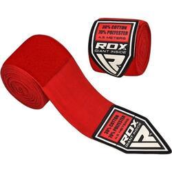 RDX Sports HW Professionele boksbandages - Rood