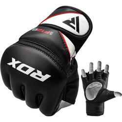 Grappling Gloves Model GGRF-12 - Zwart L