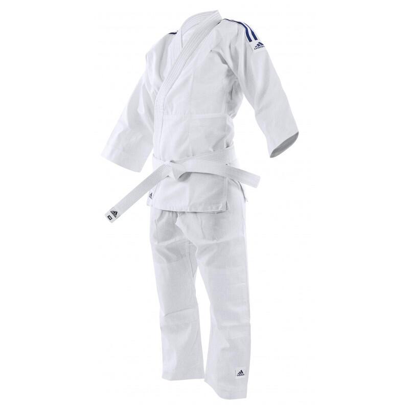 Kimono judo J200E ADIDAS Initiation Evolutif Enfant