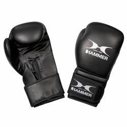 Hammer Boxing Bokshandschoenen PREMIUM TRAINING - PU - Zwart - 12 OZ