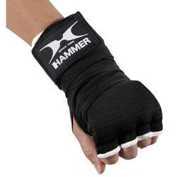 Hammer Boxing BINNENHANDSCHOEN Elastic Fit - zwart - Maat L-XL