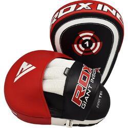 RDX Focus Pads Rex Curve T1 - Rouge/Noir