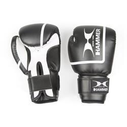 Hammer gants de boxe Fit II - imitation cuir - 6 oz