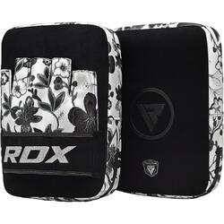 RDX Focus Pads Floral - Blanc