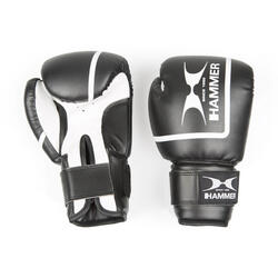 Hammer gants de boxe Fit II - imitation cuir - 10 oz