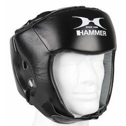 Hammer Boxing Casque de Boxe FIGHT - noir -  M