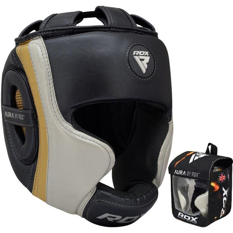 RDX Sports T17 Aura Hoofdbeschermer | Head Guard - Medium