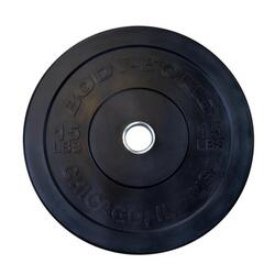 Body-Solid Chicago Extreme  Bumper Plates OBPXCK - 5 kg