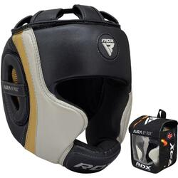 RDX Sports T17 Aura Casque de Boxe | Head Guard - Small