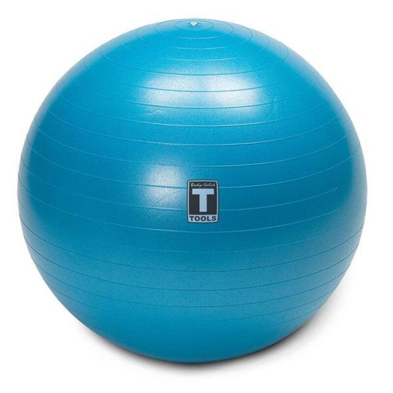 Anti-Burst Gymball BSTSB - y compris la pompe à main