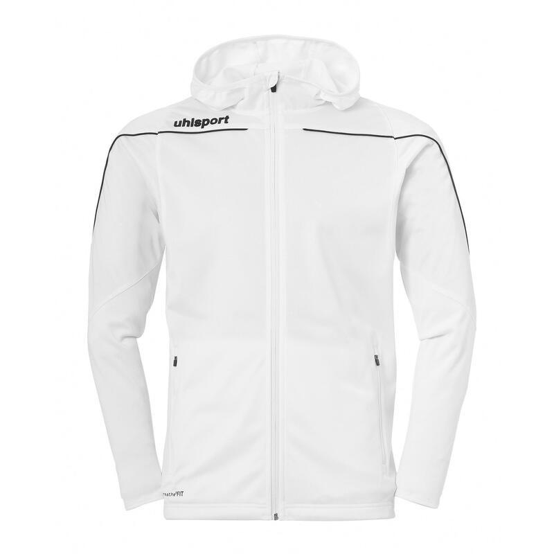 Uhlsport Stream 22 Junior Hooded Jacket