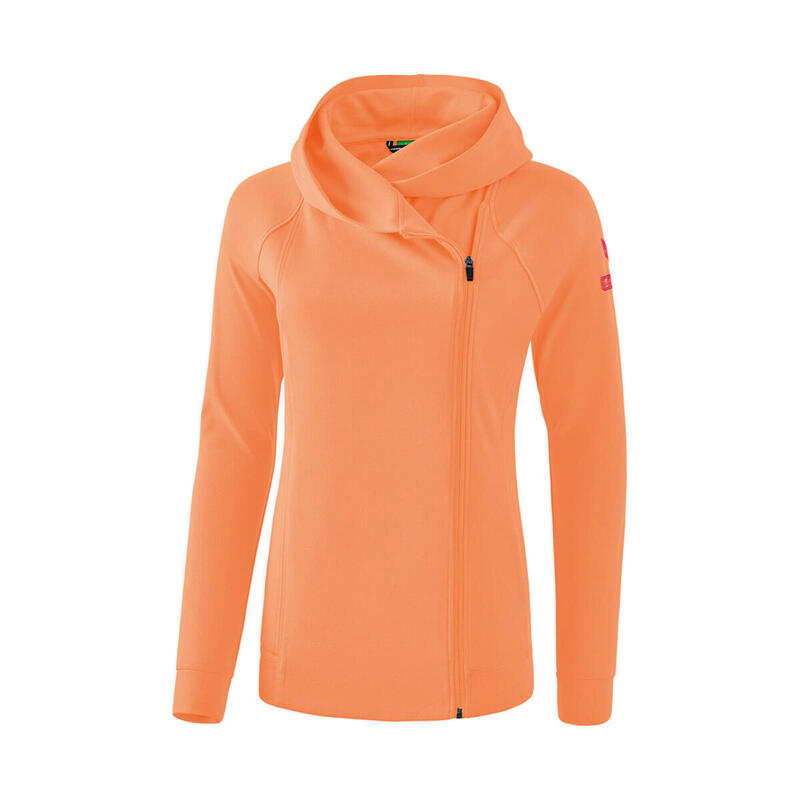 Erima Essential Junior Hooded Sweatshirt Jacket