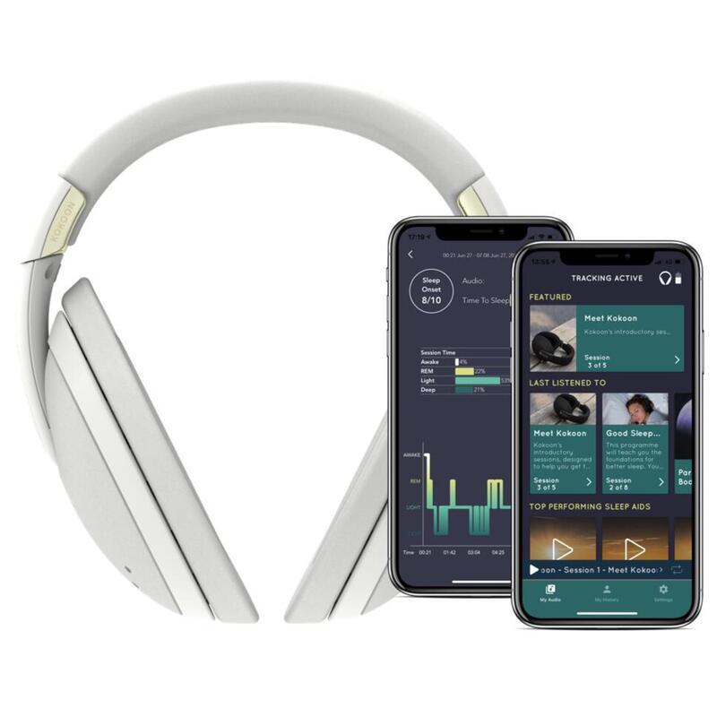 Kokoon Relax Sleep Sensing Headphones