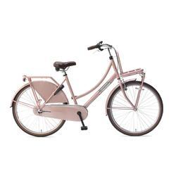 Vélo pour enfants Popal Daily Dutch Basic+ - 26 pouces - Saumon