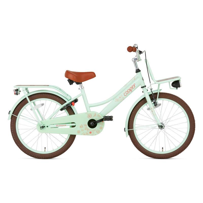 Vélo pour enfants Supersuper Cooper Bamboo - 20 pouces - Pistachio