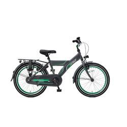 Vélo Enfant Supersuper Funjet X - 20 pouces - Vert / Gris