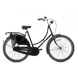 Vélo Femme Popal Dutch Bike N3 - 57 cm - Noir