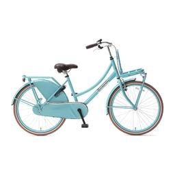 Popal Daily Dutch Basic Kinderfiets - 20 inch - Turquoise / Roze