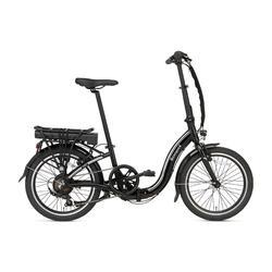Vélo pliant électrique Popal E-Folt 1.0 - Noir - 20 pouces
