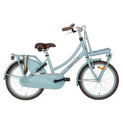 Vélo pour Enfants Popal Daily Dutch Basic - 20 pouces - Bleu Mat
