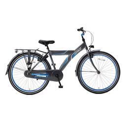 Vélo Enfant Supersuper Funjet X - 20 pouces - Bleu / Gris