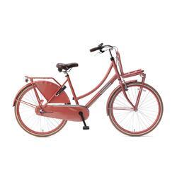 Vélo pour enfants Popal Daily Dutch Basic+ - 26 pouces - Flamingo