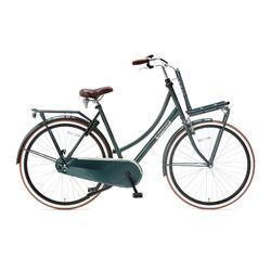 Vélo de transport Popal Daily Dutch Basic - Femme - 57 cm - Vert
