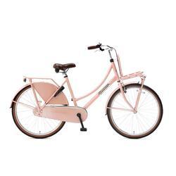 Vélo pour enfants Popal Daily Dutch Basic - 26 pouces - Saumon