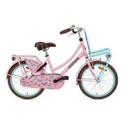 Vélo pour Enfants Popal Daily Dutch Basic - 20 pouces - Rose Menthe