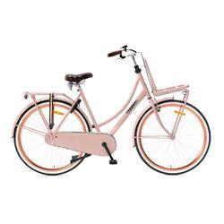 Vélo de transport Popal Daily Dutch Basic - Femme - 57 cm - Saumon