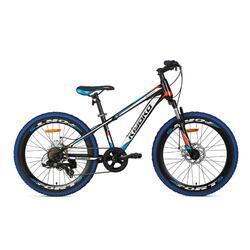 SuperSuper Kiyoko Kinder Mountainbike - 24 inch - Zwart/Blauw