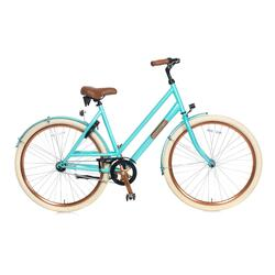 Vélo Popal Montebella Ladies - Vélo de ville - 53 cm - Bleu clair