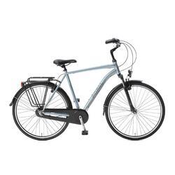 Vélo homme Popal Cityflex - Vélo de ville - 57 cm - Bleu