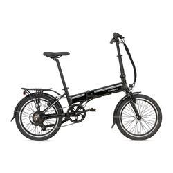 Vélo pliant électrique Popal E-Folt 2.0 - 20 pouces - Noir