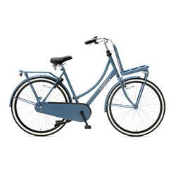 Vélo de transport Popal Daily Dutch Basic - Femme - 57 cm - Bleu