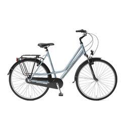 Vélo Popal CityFlex Ladies - Vélo de ville - 57 cm - Bleu