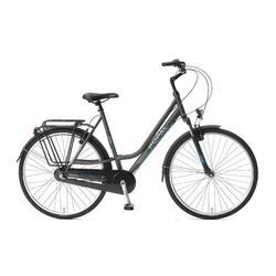 Vélo Popal CityFlex Ladies - Vélo de ville - 57 cm - Gris