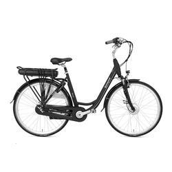 Popal Sway Elektrische fiets - Dames - 53 cm - Mat Zwart