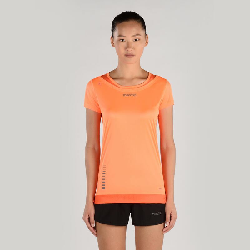 T-shirt vrouw Macron kona pro run tech V1