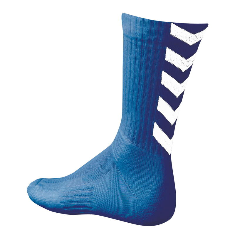 Chaussettes Hummel hmlAUTHENTIC Indoor - royal/blanc