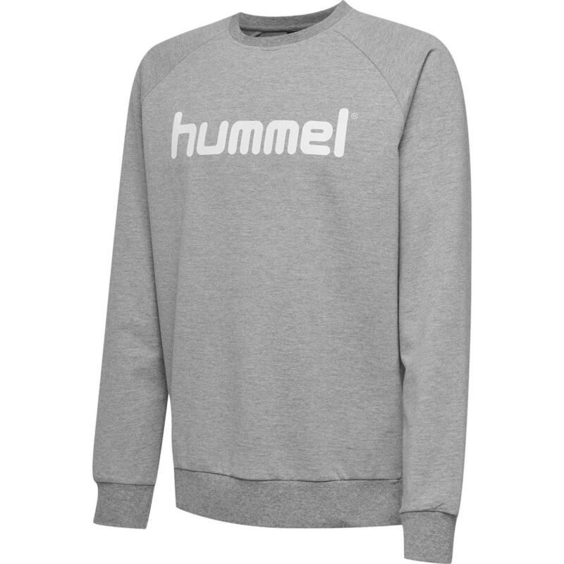 Sweatshirt enfant Hummel Cotton Logo