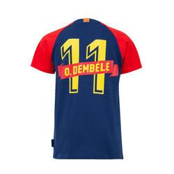 T-shirt Junior Barcelona Dembélé