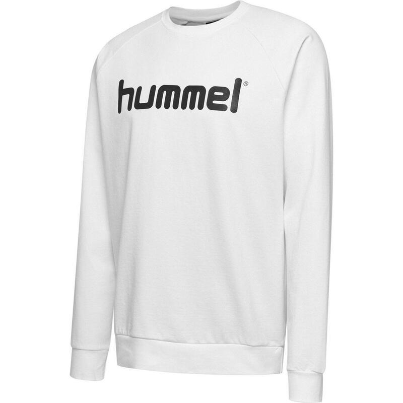Felpa per bambini Hummel Cotton Logo