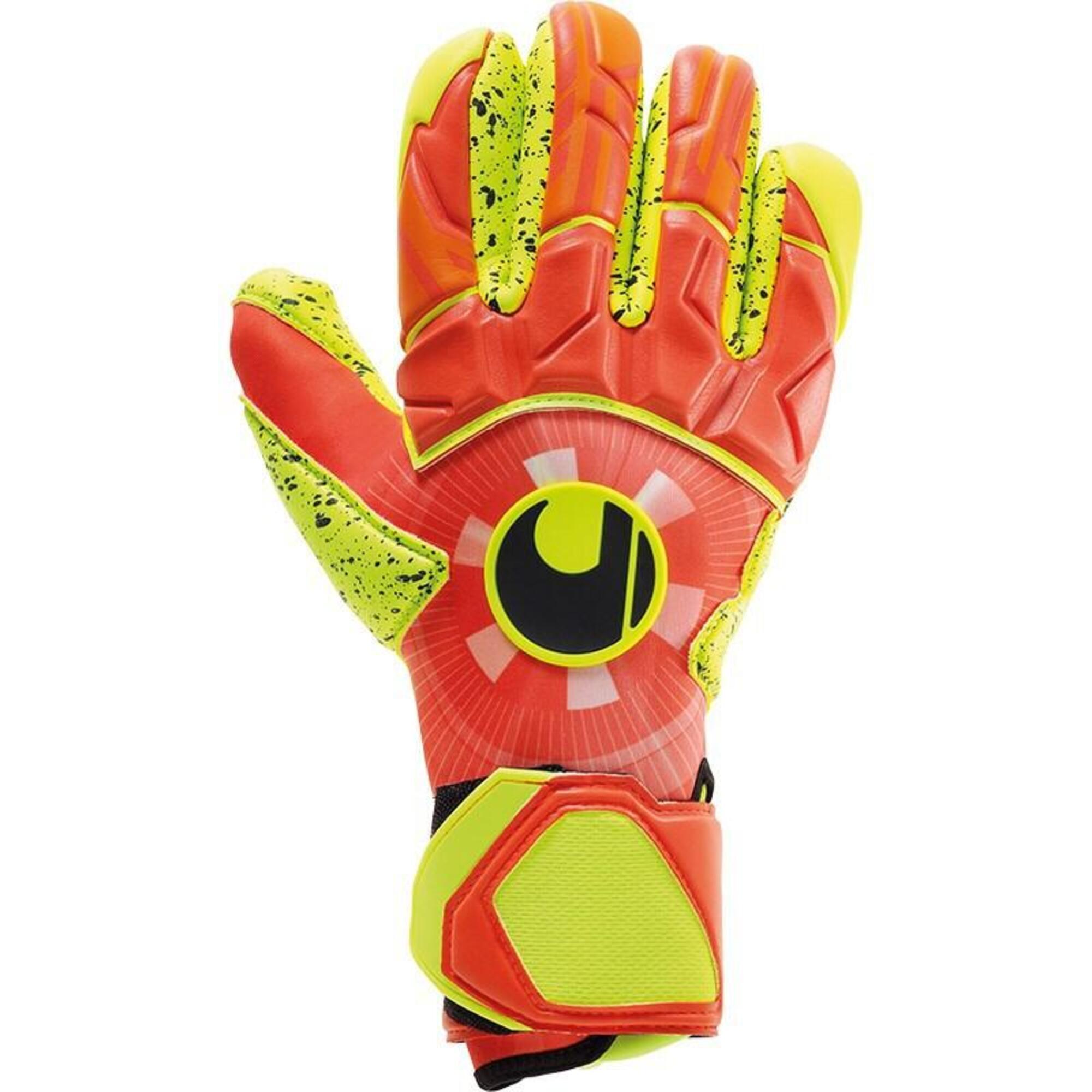 Gants de gardien Uhlsport Dynamic Impulse Supergr. Finger Surr.