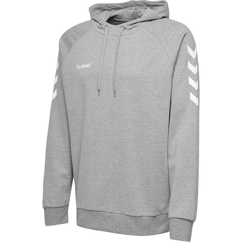 Junior hooded sweatshirt Hummel hmlgo katoen