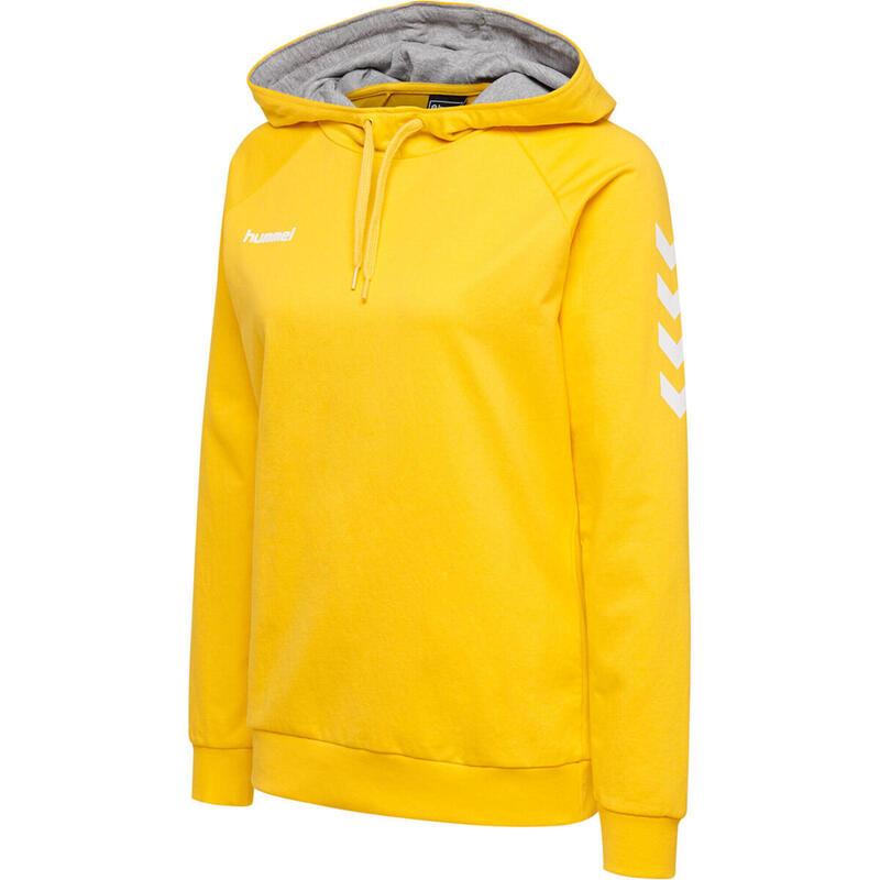 Sweatshirt femme à capuche Hummel hmlGO cotton