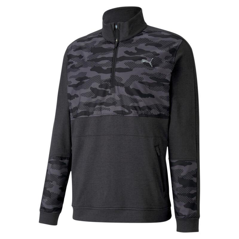 Puma Cloudspun Camo Sweatshirt