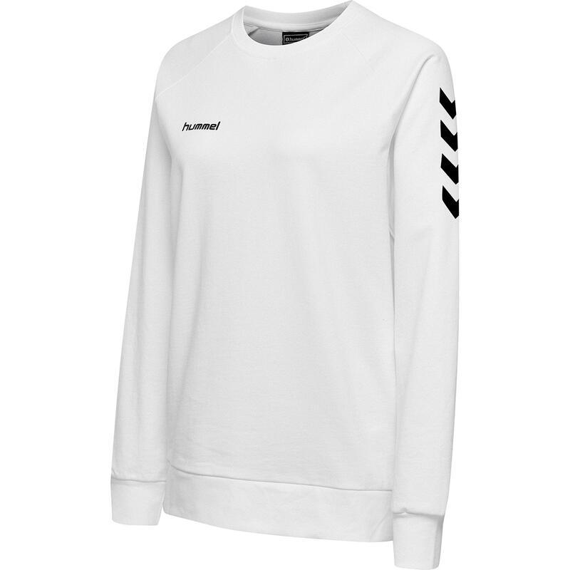 Sweatshirt femme Hummel hmlGO cotton