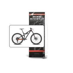 Bikeshield Autocollant de protection du cadre Stay/head shield kit brillant