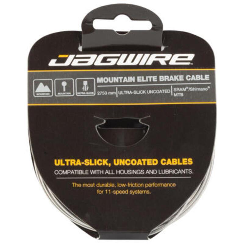 Jagwire Mountain Brake Cable-Elite Roestvrij-1.5X2750mm-SRAM/Shimano